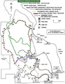florida trail map pdf wekiwa springs location scouted