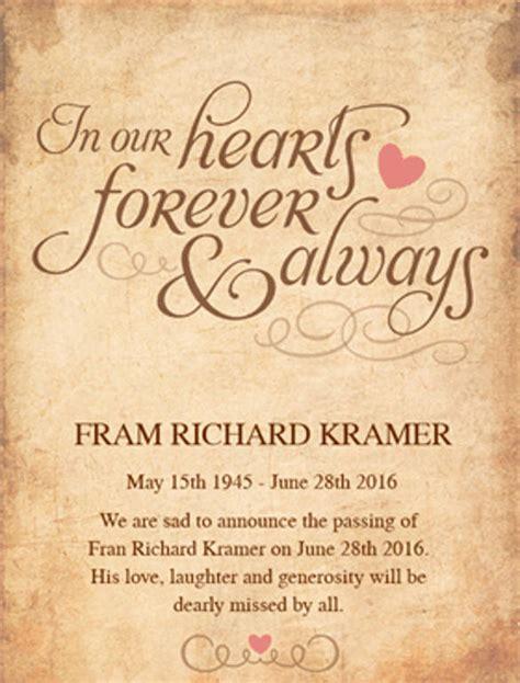 28 Funeral Invitation Templates Psd Ai Free Premium Templates Memorial Announcement Template