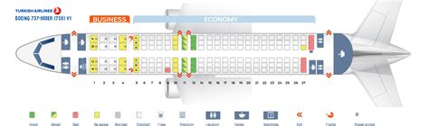 delta 737 900 seat map seat map boeing 737 900 turkish airlines best seats in