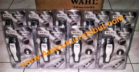 Catokan Codos jual hair clipper mesin pangkas rambut wahl home pro