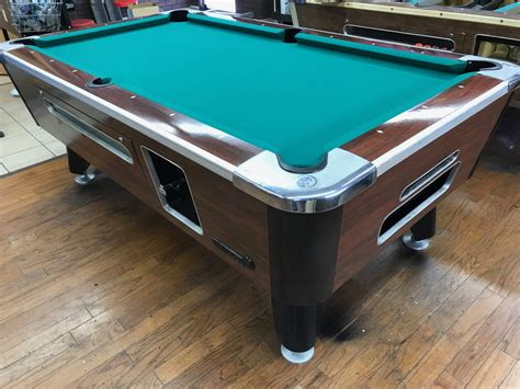 used coin operated pool tables table 061718 valley used coin operated pool table used
