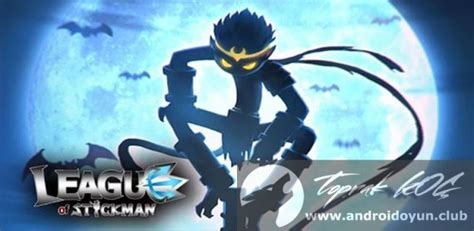 league of stickman apk full ultima version league of stickman v1 7 1 mod apk para hileli