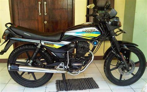 Suku Cadang Honda Gl Pro inilah kelebihan dan kekurangan motor honda gl pro
