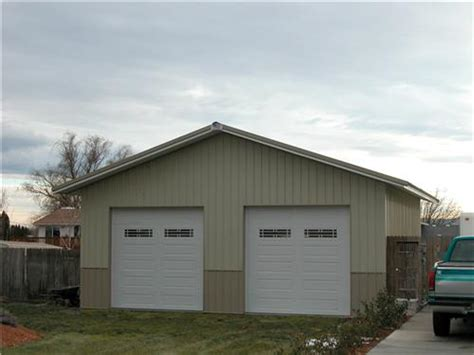 Small Metal Garage by Residential Pole Barns Designs Studio Design Gallery