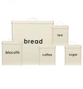 square kitchen canisters 5 pc square steel storage canisters set tea coffee sugar