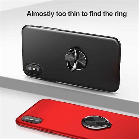 baseus ring bracket case  iphone  baseus