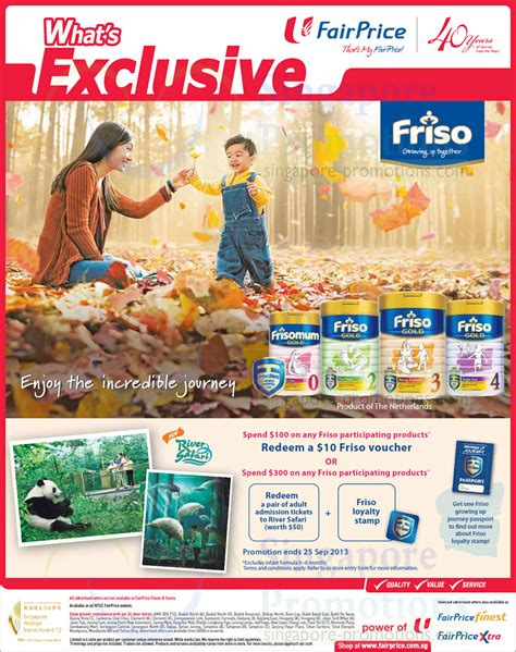 Friso Comfort Singapore by Friso Ntuc 23 Aug 2013 187 Friso Free 10 Voucher With 100