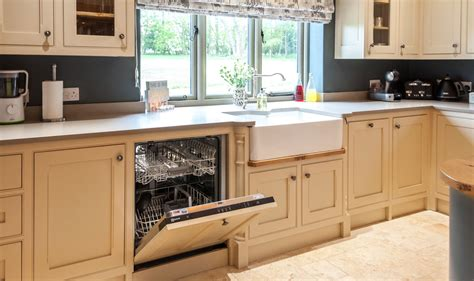 Handmade Kitchens Norfolk - the morston range norfolk workshop