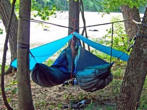 How To Put A Hammock Together by Three Easy Ways To Turn Hammock Shelters Into A Hammock