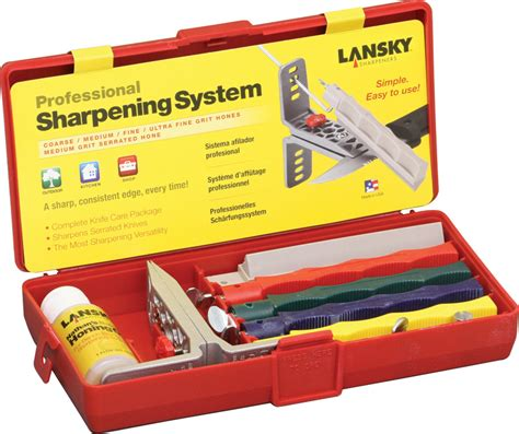 lansky sharpeners lansky professional sharpening system sharpeners ls50