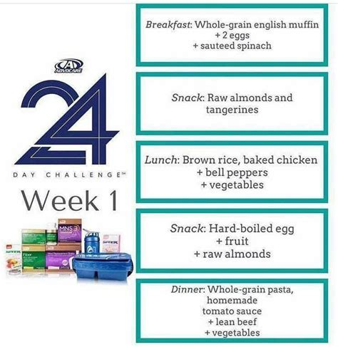 advocare 24 day challenge meal plan best 25 advocare meal plan ideas on clean
