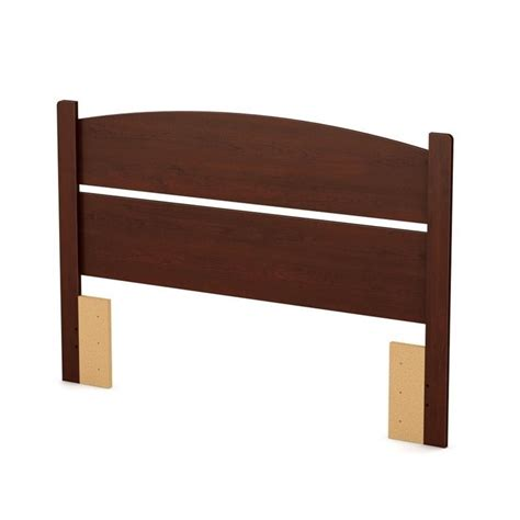 Cherry Wood Headboard by South Shore Libra Wood Panel Headboard In Royal