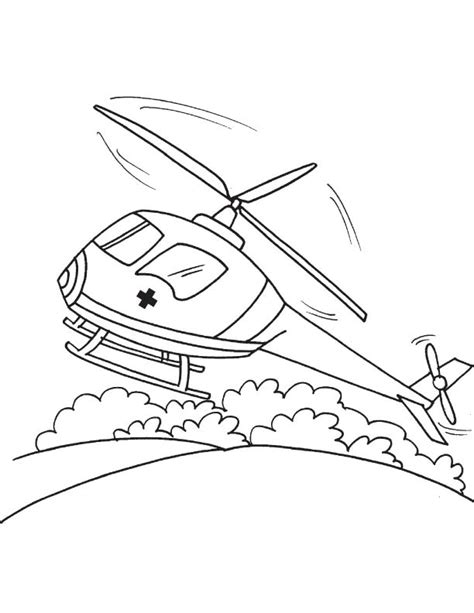 coloring page of ambulance ambulance coloring page coloring home