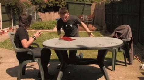 Flip Table Gif by Table Flip Gif Tableflip Discover Gifs