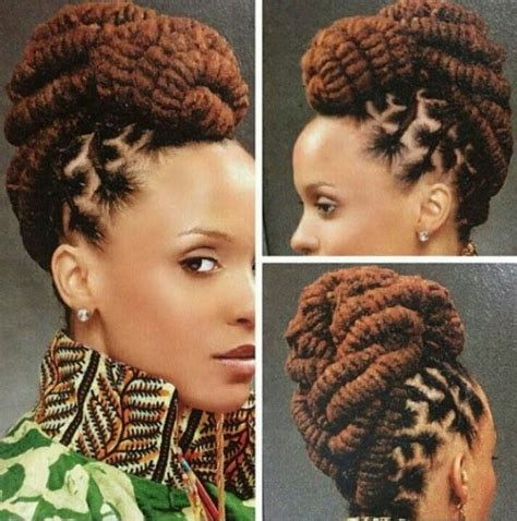 dread lock with side blend haircut 1000 ideas about dreadlock hairstyles on pinterest