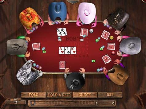 governor  poker cartes