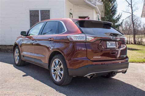 2016 Ford Edge Sport Review by 2016 Ford Edge Titanium Review Manufacturer Of Doubt