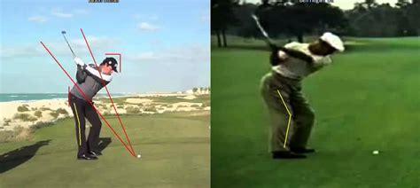 ben hogan golf swing youtube professional golf swing comparison jason dufner ben