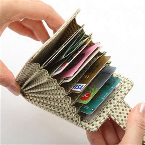 how to make a card wallet 25 best ideas about credit card holders on