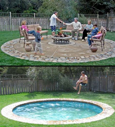 Small Backyard Swimming Pool Ideas 25 Fabulous Small Backyard Designs With Swimming Pool