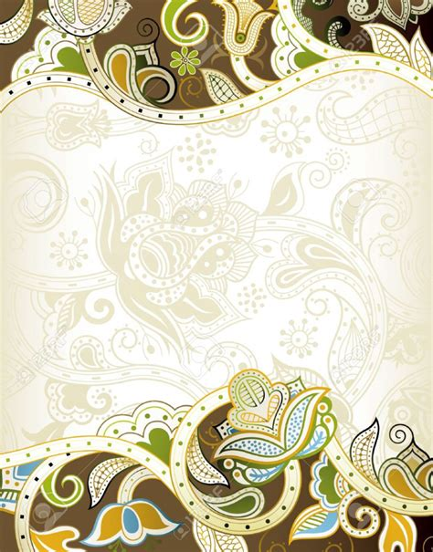 Wedding Background Traditional by Traditional Wedding Background Invitation Card