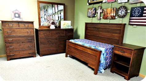 Amish Handcrafted Furniture - amish furniture 187 amish woodwork