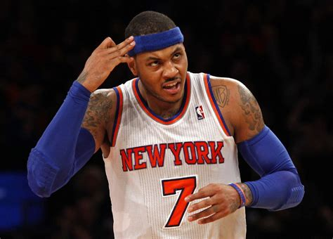 Kaos Nba Player Carmelo Anthony carmelo anthony and harden named players of the week