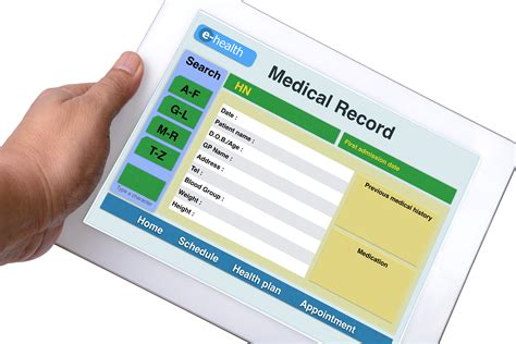 What Records Are Ehr Emr What Are Electronic Health Records