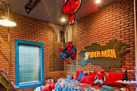 spiderman bedroom decor 65 amazing spiderman bedroom ideas for your beloved kids