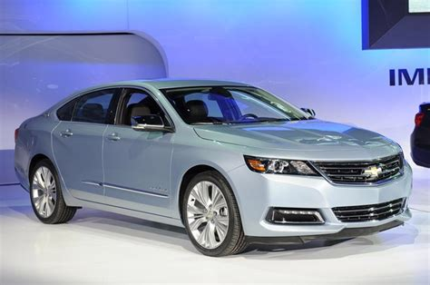 how much is a new chevy impala 2014 impala revealed chevy colorado gmc