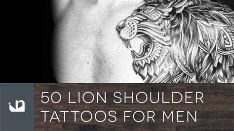 sholder tattoo 50 shoulder tattoos for