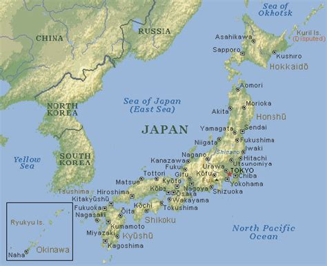 Tokyo World Map by Lecture 6 The Japanese Political System
