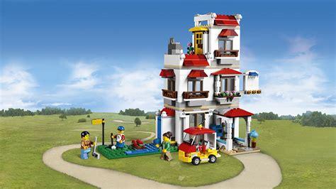 3 in 1 outdoor modular 31069 modular family villa lego 174 creator products and sets lego us creator lego