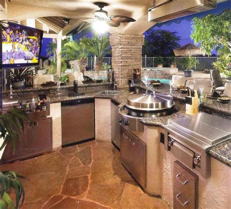 outdoor bbq kitchen ideas outdoor kitchens