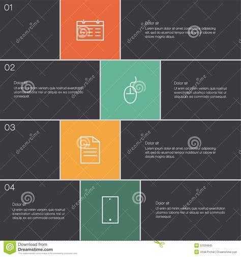 modern design layout vector vector modern design template clean presentation with