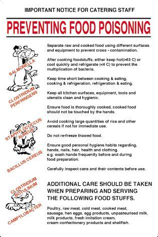 7 Ways To Prevent Food Poisoning by Preventing Food Poisoning Food Safety Food