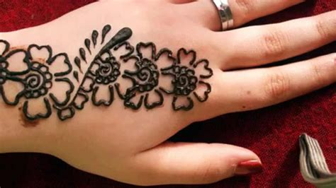 henna tattoo beginners easy henna designs for beginners step by step step by step