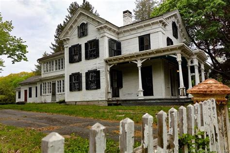 Johnsonville Connecticut | photos of a connecticut ghost town that s on sale for 1