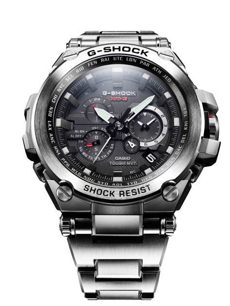 G Shock Mt G Green Lingkar Green casio quot shock the world quot event celebrates 30 years of g
