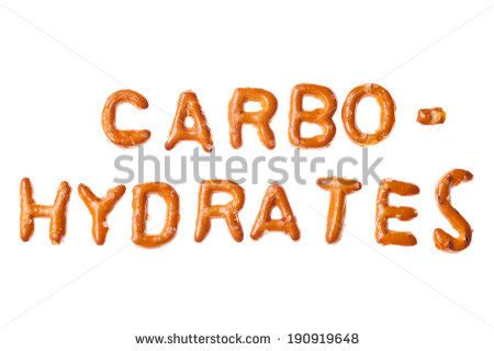carbohydrates word search word carbohydrates written laid out with crispy alphabet
