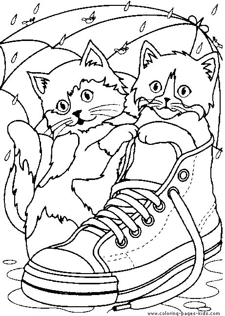 coloring page cute cat cute cat coloring pages bestofcoloring com