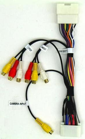 Soket N Play Antena Radio Suzuki 1 n play harness for a v and backup input as well as a output for the dvd