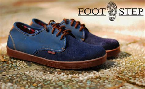 Sepatu Pria Blackmaster Casual Neymar Navy sepatu footstep iron navy sepatu mr smith sepatu mr smith
