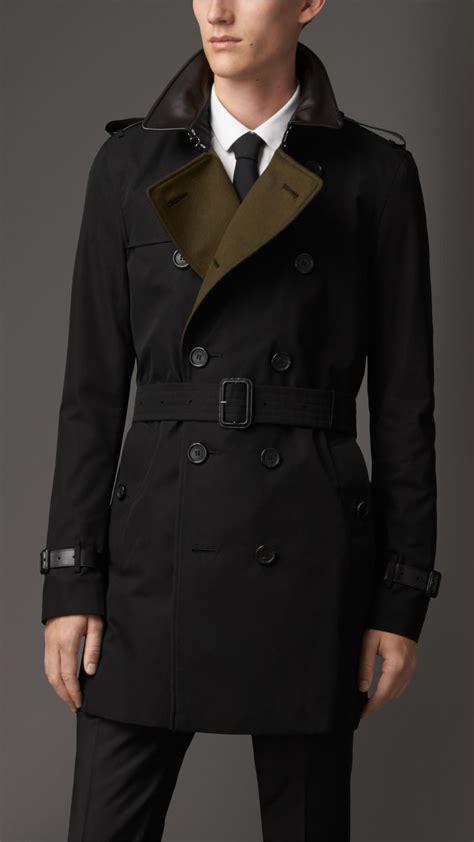 trench coats  men burberry chaquetas hombre