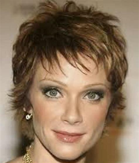 short choppy hairstyles for women over 50 popular hair styles for women over 50