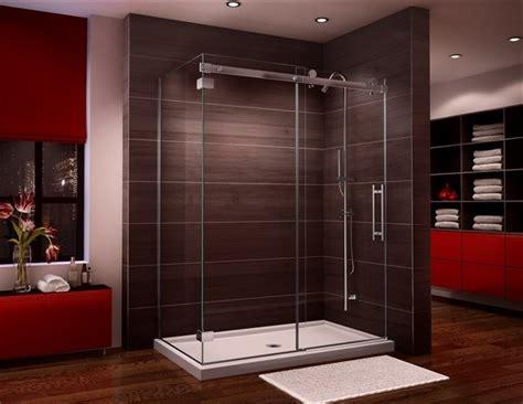 wie design badezimmer 120 moderne designs glaswand dusche archzine net
