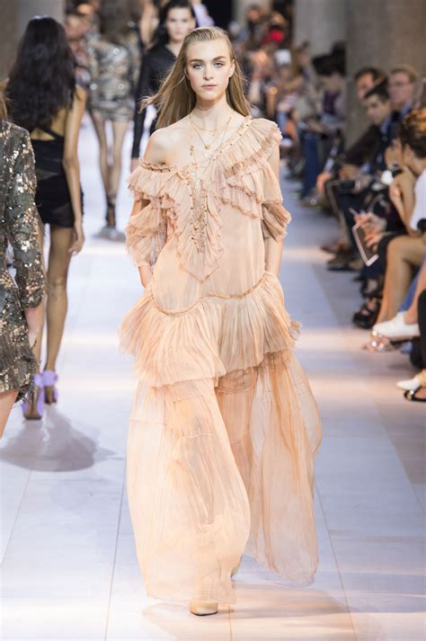 Milan Fashion Week Roberto Cavalli by Roberto Cavalli The Most Gorgeous Gowns From Milan