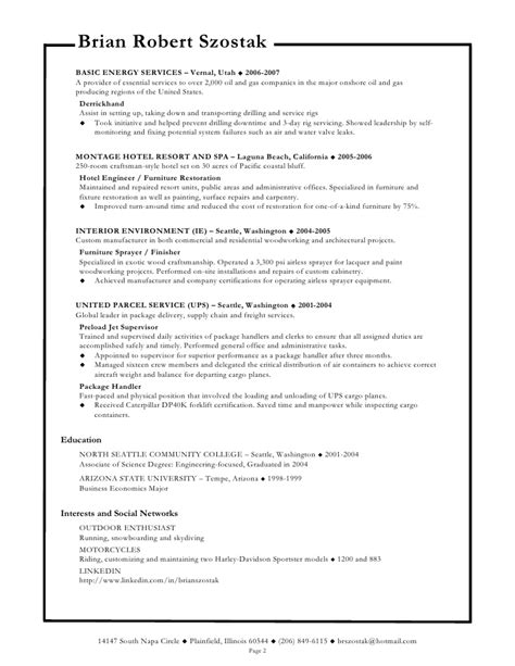 Sle Professional Profile For Resume by Agricultural Technician Resume Sales Technician Lewesmr