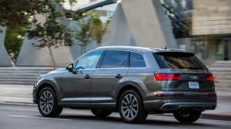 Audi Q7 Photos 2017 Audi Q7 Review With Price Horsepower And Photo Gallery