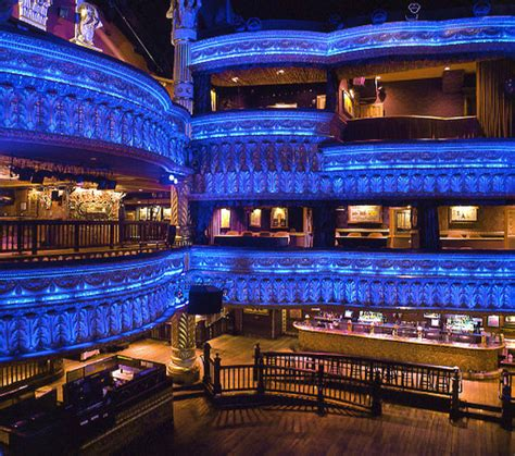 blues house music kenneth rice photography commercial interiors client house of blues project